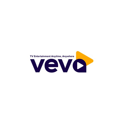 Playful and Clean Logo - Veva
