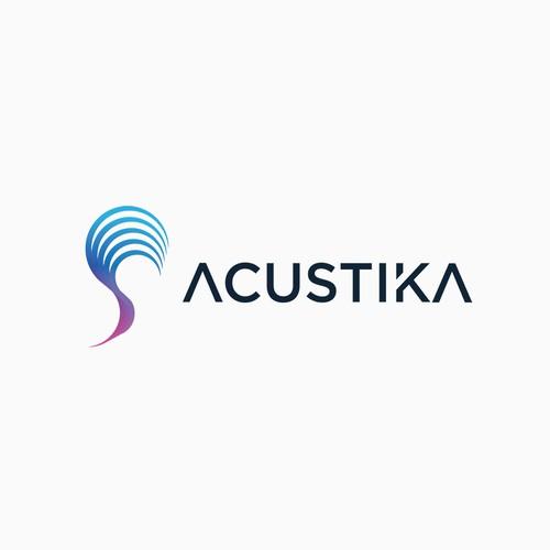 Acustika logo