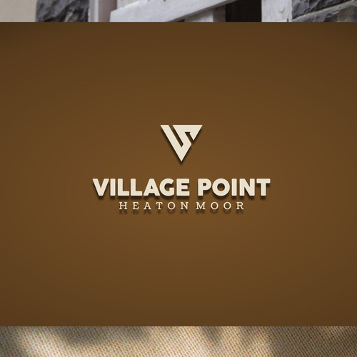 simple, clean design for VillagePoint