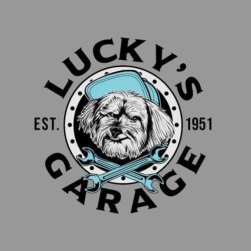 Vinage Garage Logo