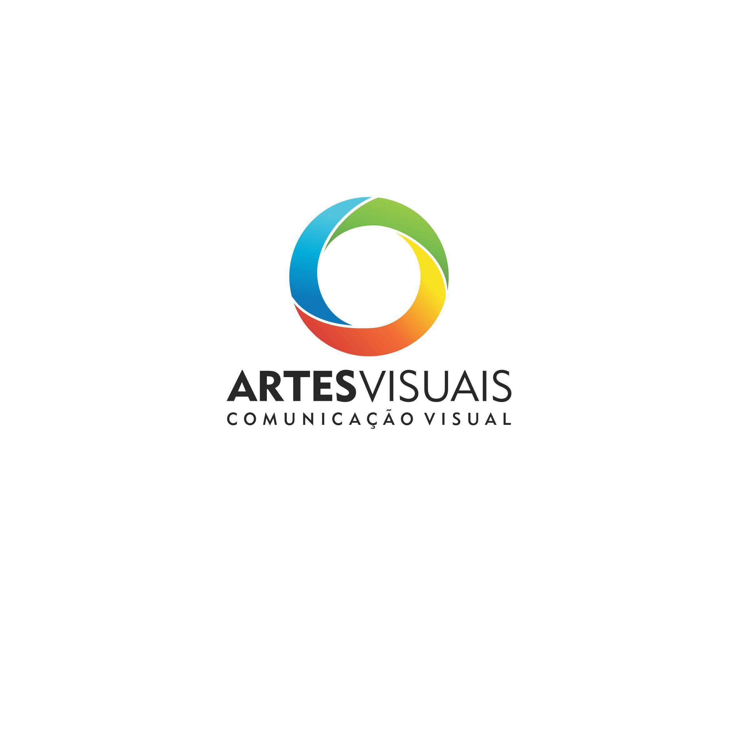 Criação de Logo para Empresa de Comunicação Visual