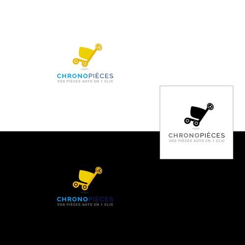 Logo design for a ecommerce company
