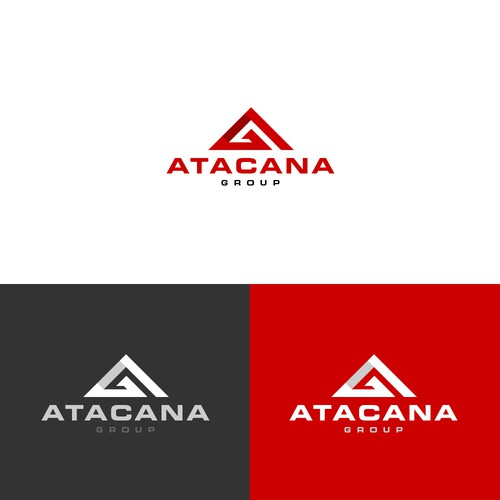 Logo Concept For ATACANA Group