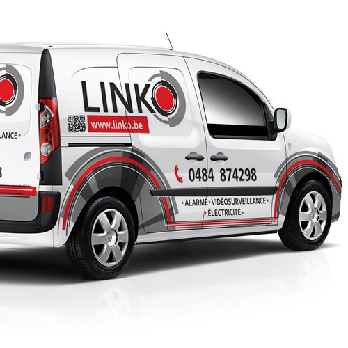 Linko car wrap
