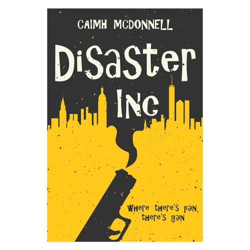 Disaster Inc book cover
