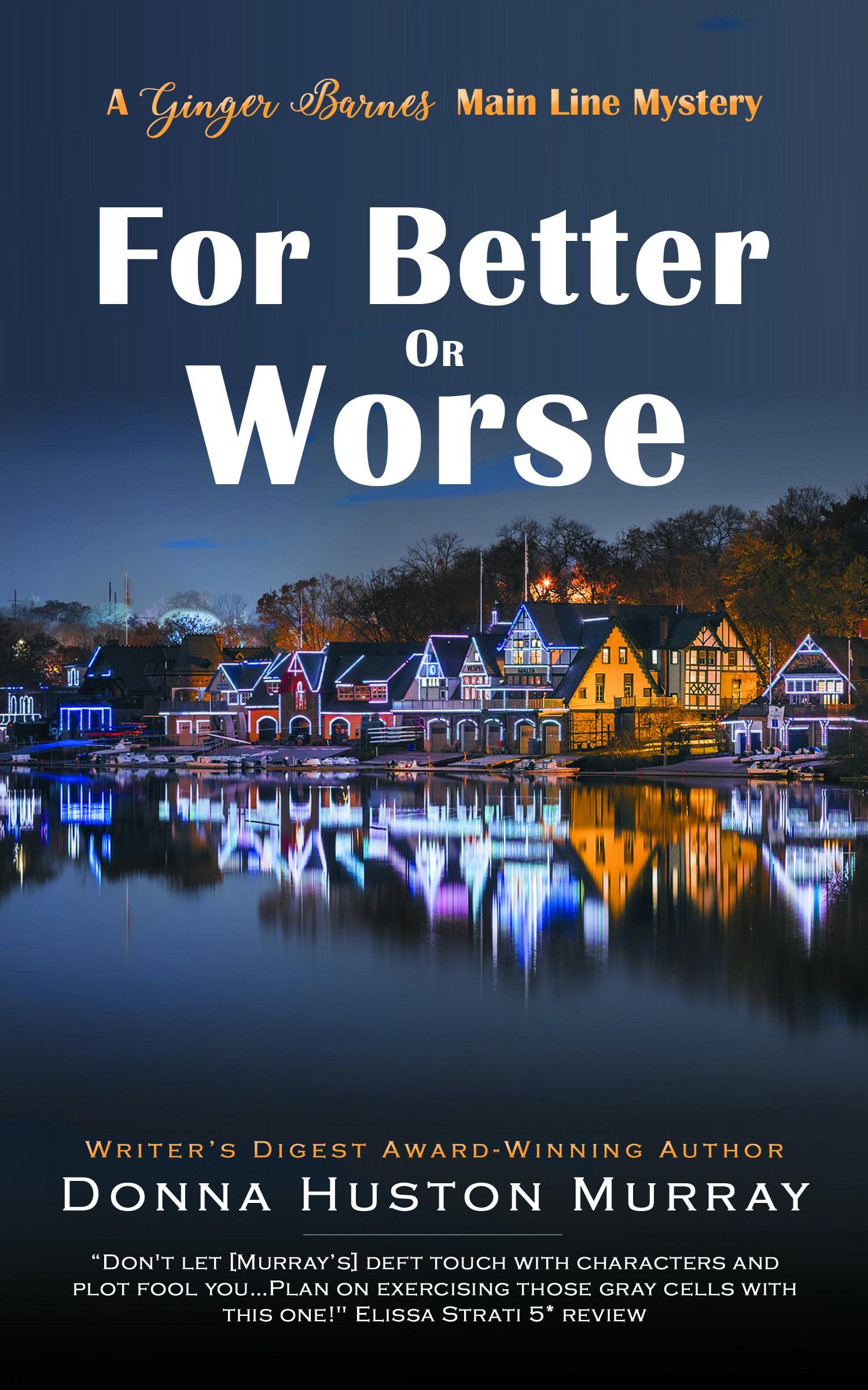 5* mystery novel needs a captivating cover