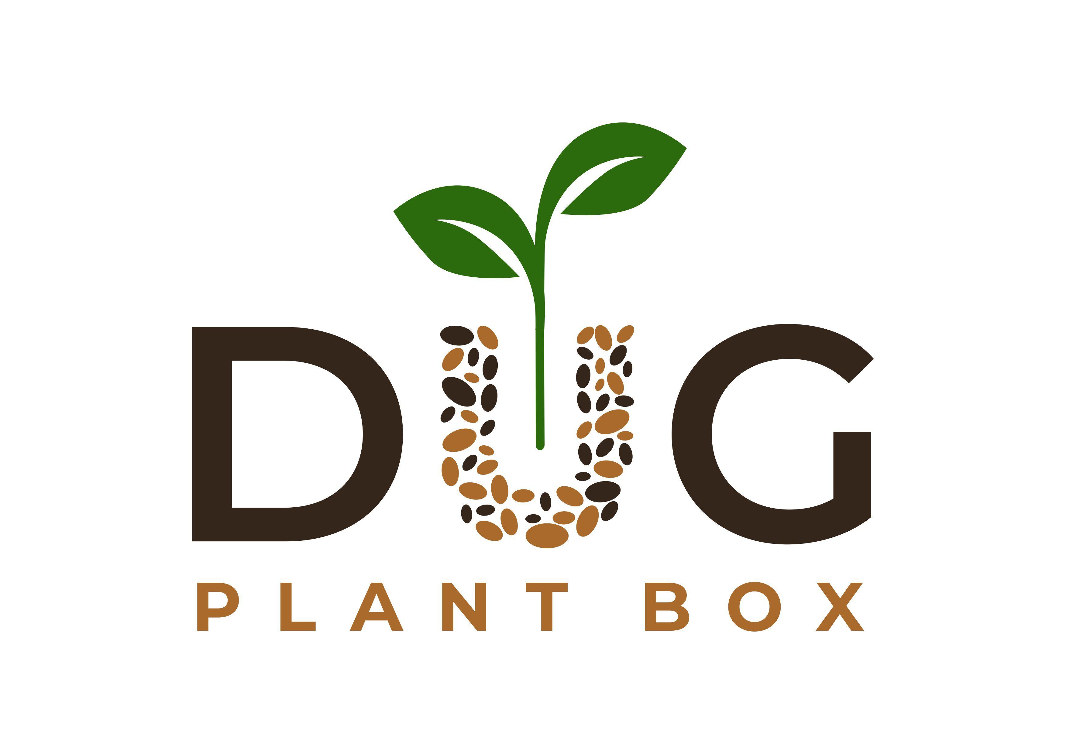 Monthly Plant box logo