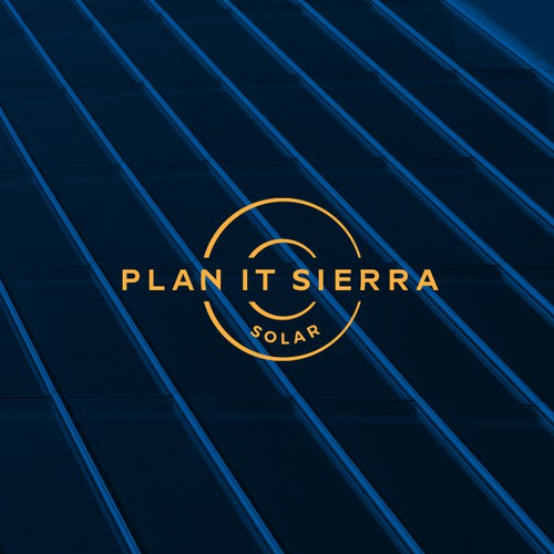 Clean Logo for Solar Panel Brand