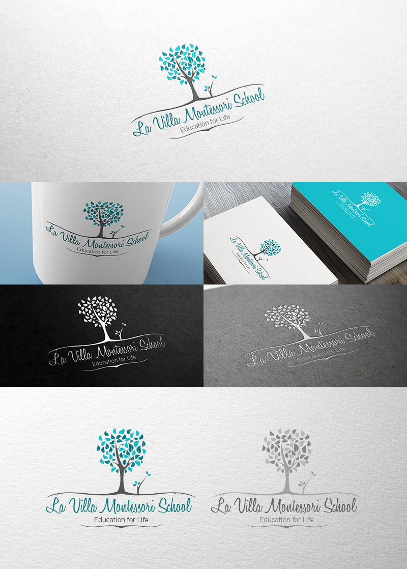 New logo for a new School. Impress us with your designs!!