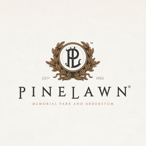 PINELAWN Logo & Brand Identity Pack upgrade.