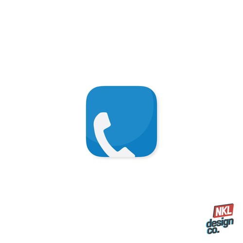 App icon for Virtual Number (iOS App)