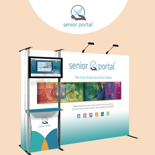 Senior Portal Booth Design