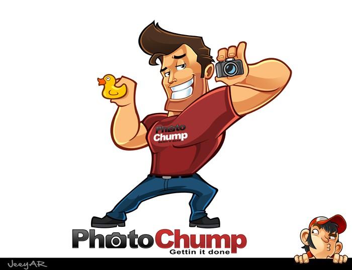 Photo Chump needs a new logo