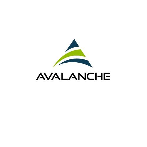 Active logo concept for Avalanche