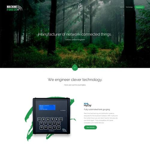 MachineForest