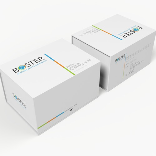 Lab Reagent Company needs a new Packaging Box Design