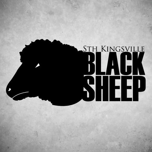logo concept-Black Sheep