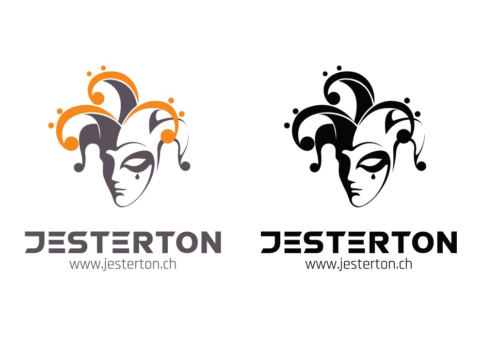 "Create a digital landmark for ""JesterTon"", a composer & producer of orchestral scores & jingles"