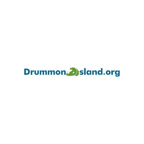 logo for drummonisland