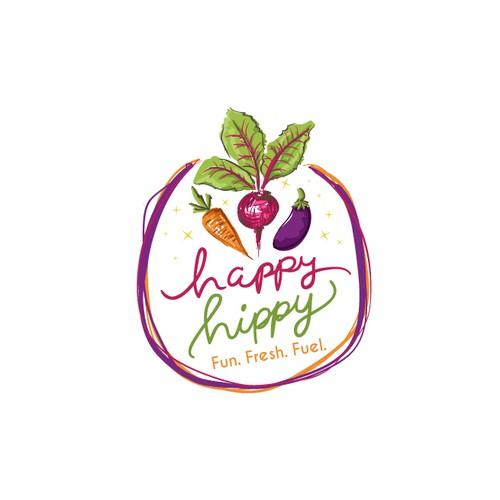Happy Hippy logo