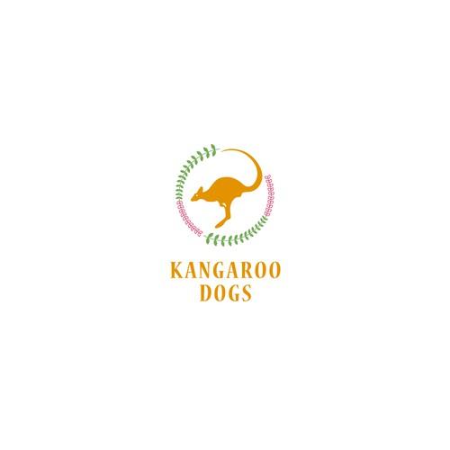 Logo for dog supplement brand