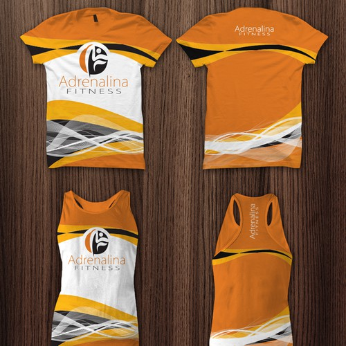 T-shirt - Adrenalina Fitness