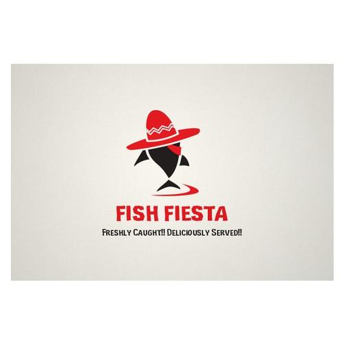 Fish Fiesta needs a new logo