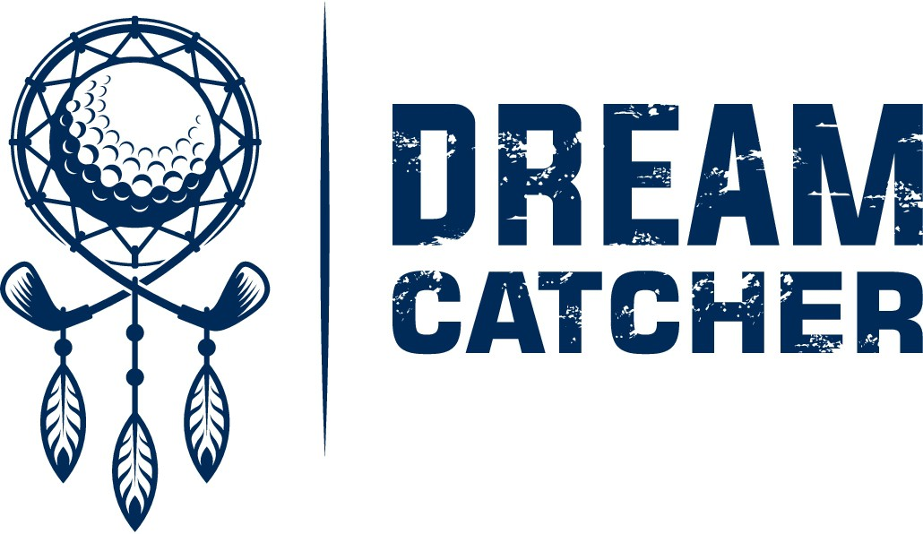 Design an abstract/hip logo for Dreamcatcher Golf Co.