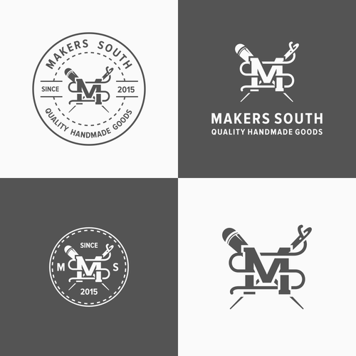 Logotype for handmade goods
