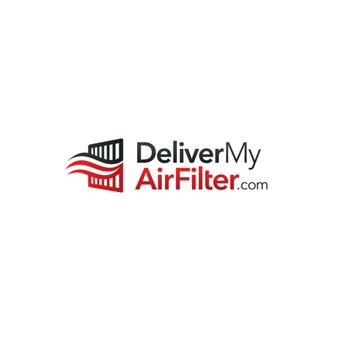 Create a clean eye popping logo for Deliver My Air Filter.com