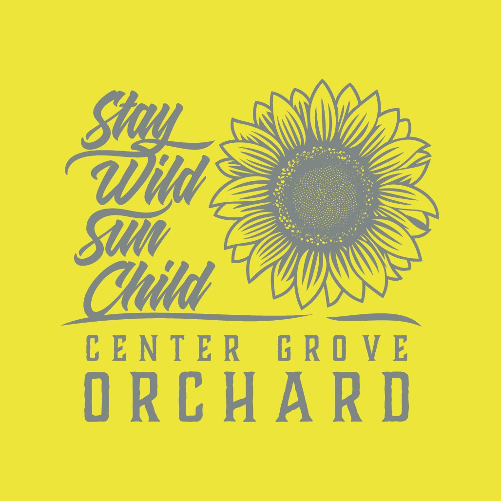 Center Grove Orchard Sunflower