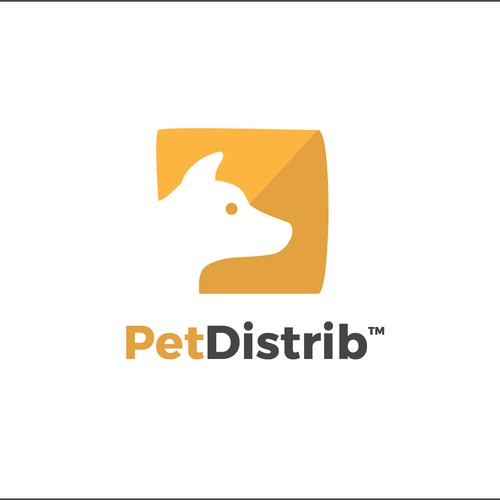 Logo concept for a start up Pet Store
