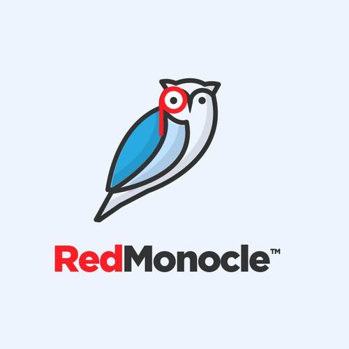 Owl Monocle logo