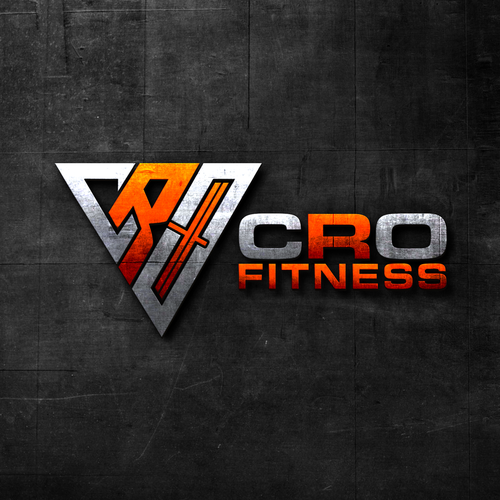CRO Fitness's Logo Design Contest For Functional Fitness