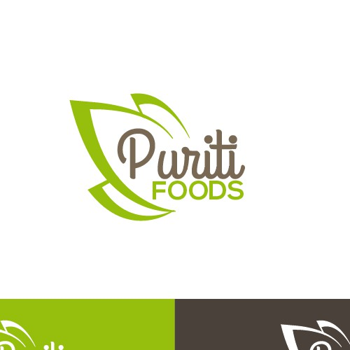 Create an amazing logo for PuritiFoods