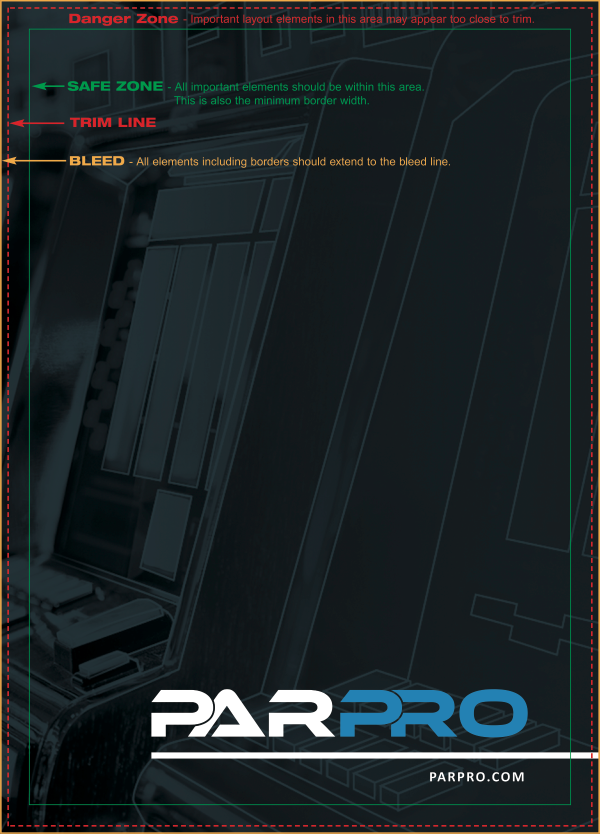 PARPRO G2E Invitation
