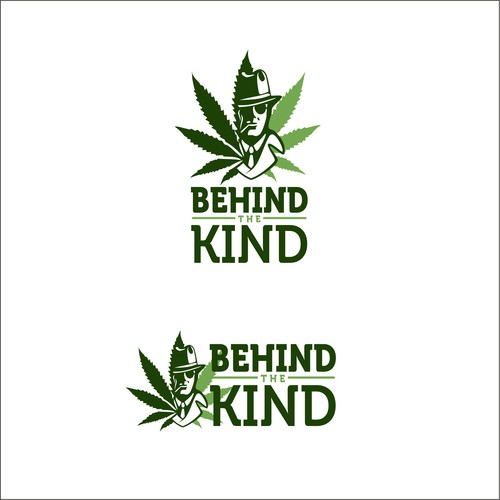 Design a logo for a site reviewing legal recreational cannabis.