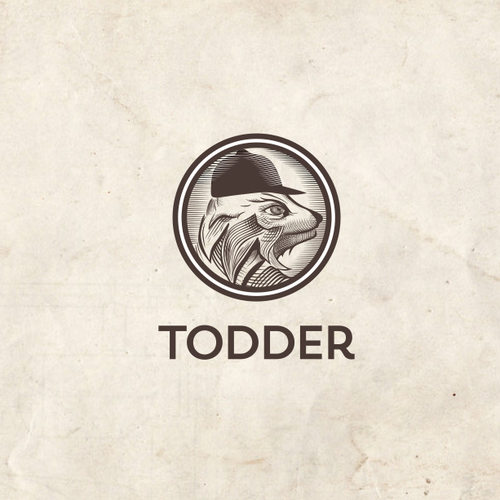 Illustrative logo for Todder