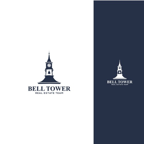 iconic imagery that makes the Bell Tower logo ring