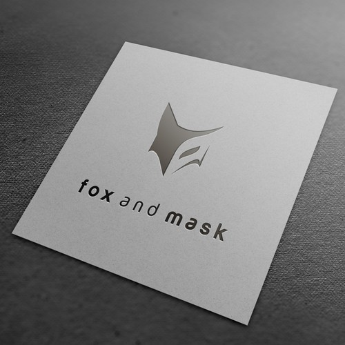 Logo for men's fashion label
