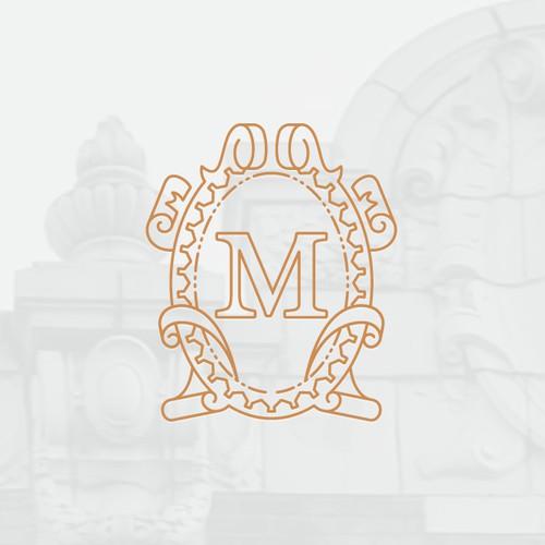 Logo designs for Mercer Arms
