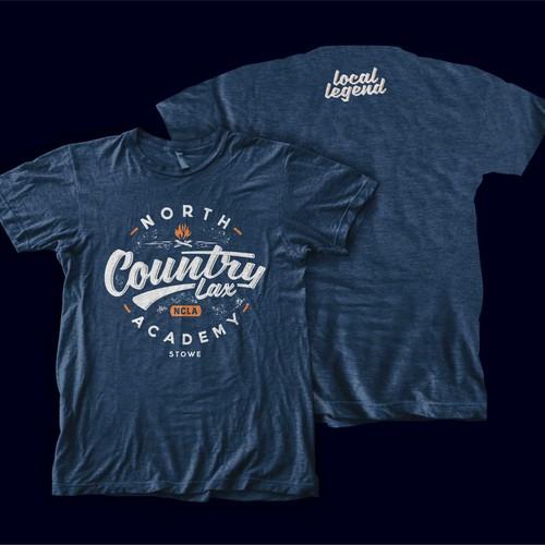 NCLA Camp T Shirt 2016