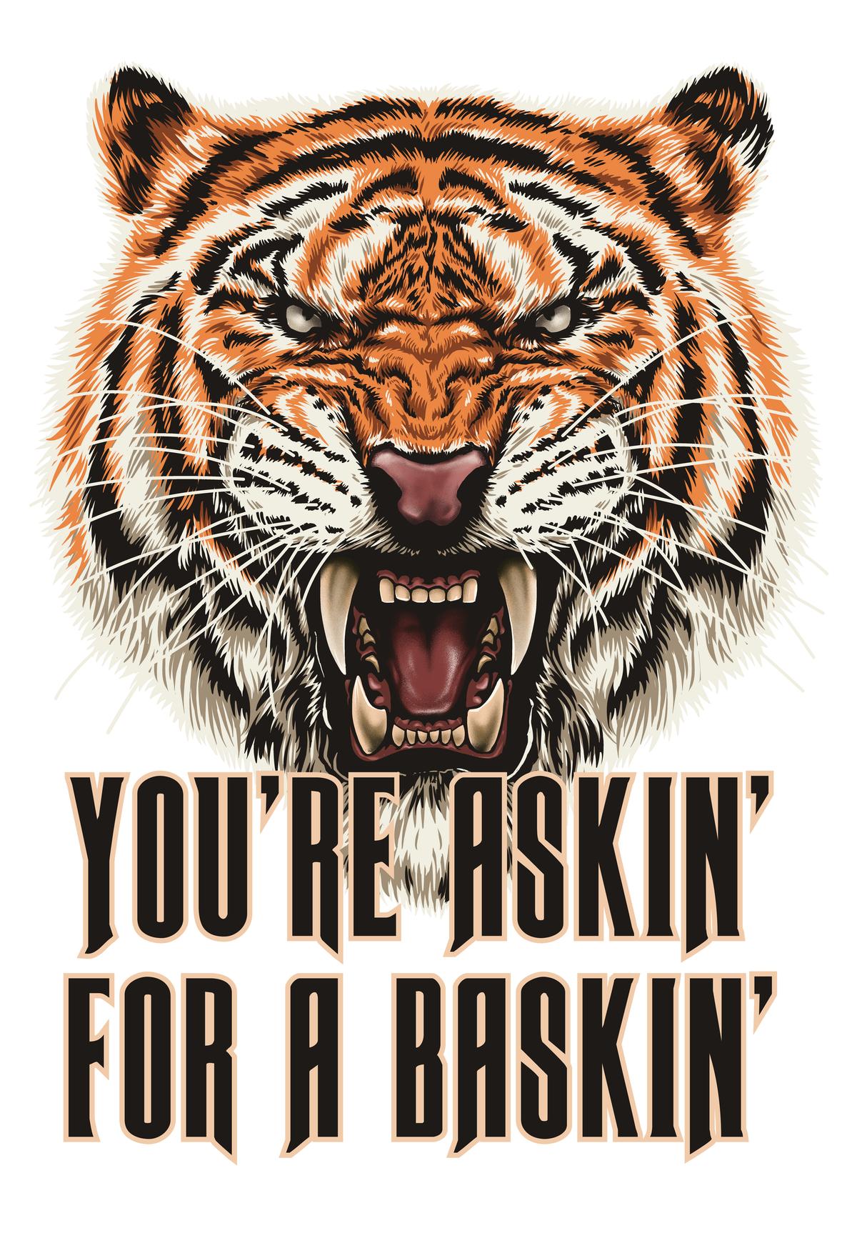 Askin' for a Baskin