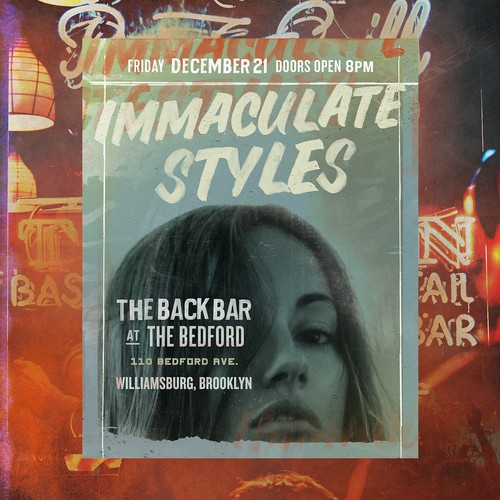 Immaculate Styles Poster