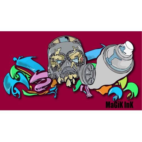 Graffitti T