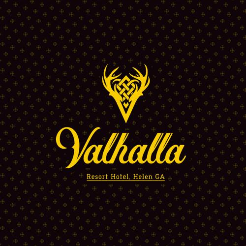 Bold logo Valhalla Resort Hotel