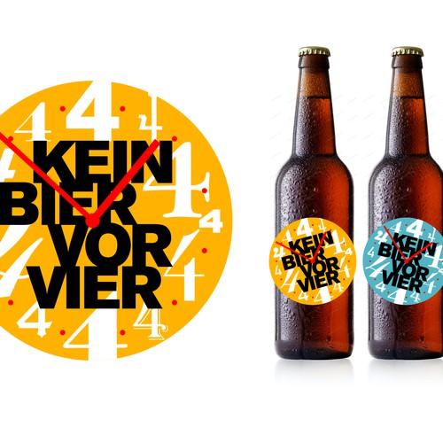 Sticker/ Beer Label