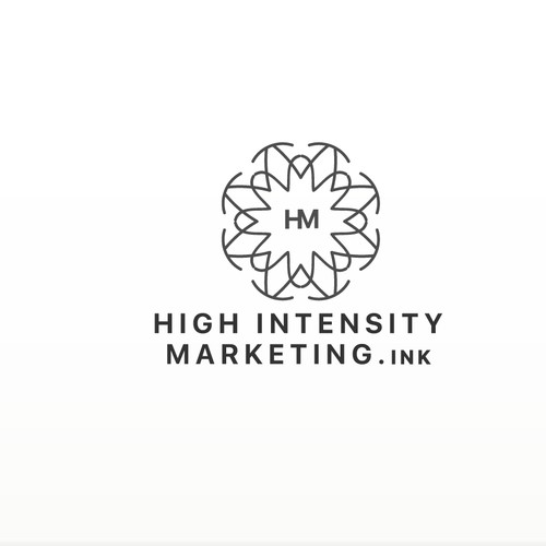 Logo Design for High Intensity Marketing