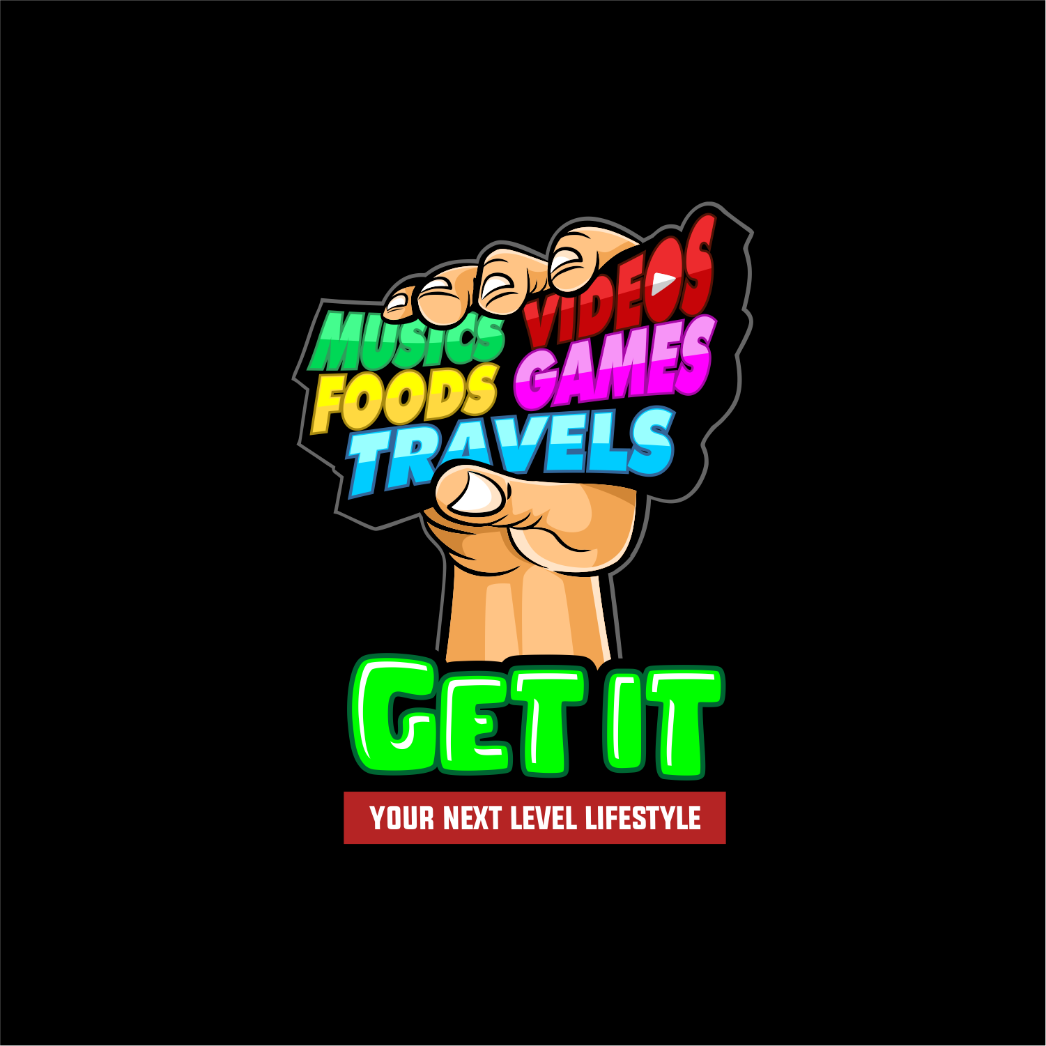 GET IT needs a new brand and logo!