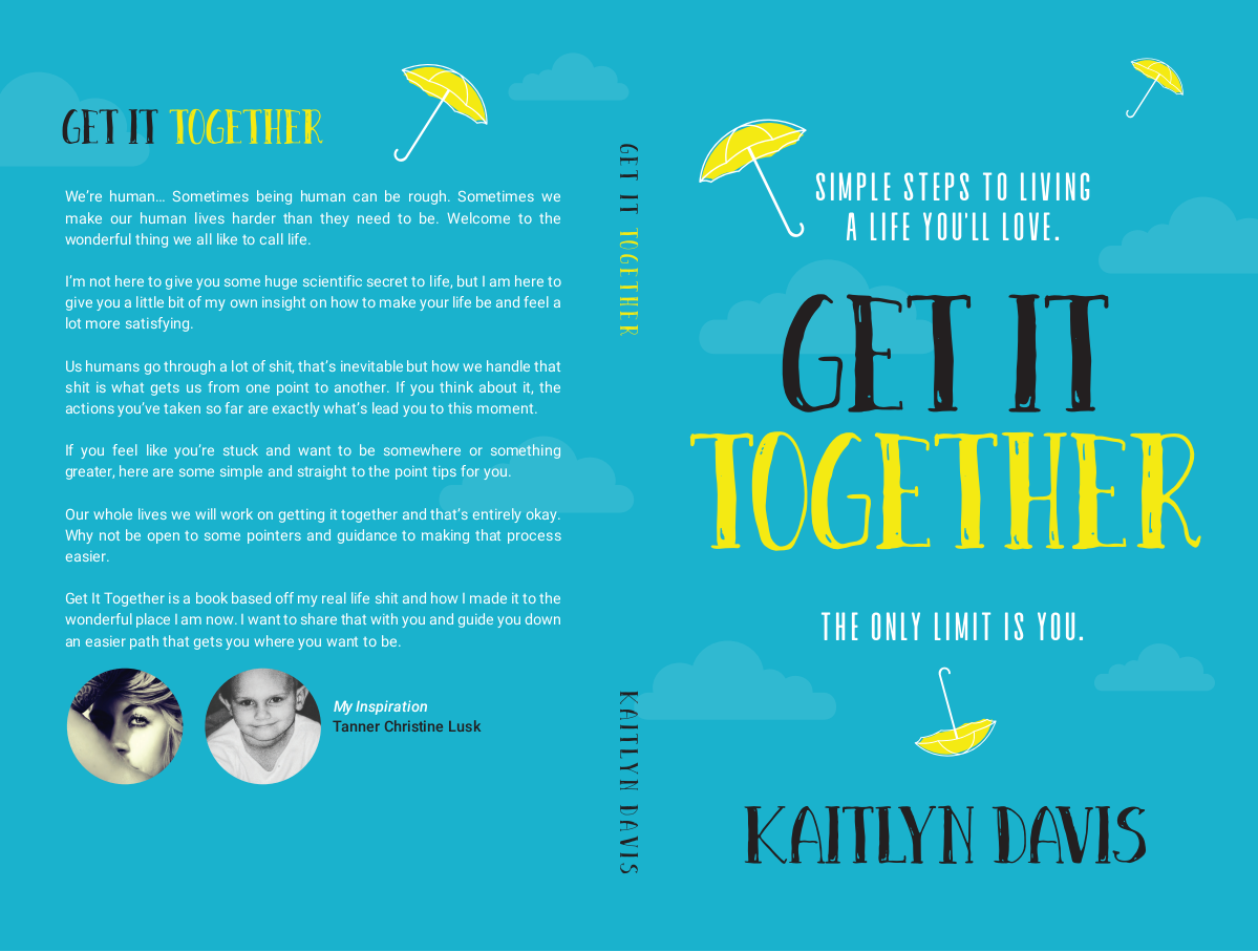 Book Cover Design for Paperback and Ebook